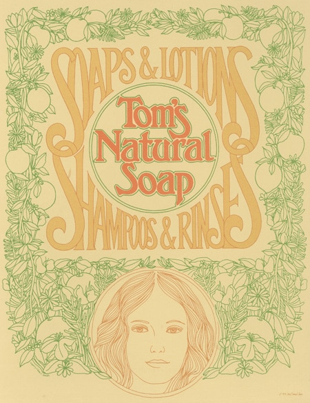 Tom's of Maine moved into natural personal care