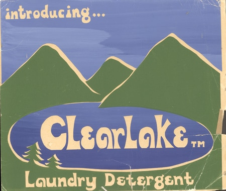 Clearlake Laundry Detergent
